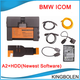 2016.3 newest software for BMW ICOM A2+B+C Multiplexer Diagnostic & Programming Tool For BMW Multi-language High Quality DHL Free Shipping from high quality software manufacturers