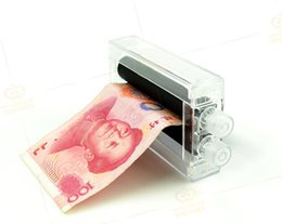 Magic Tricks Money Canada - Free shipping Great Money Printing Machine Magic Tricks, Bill gimmick Funny money printing magic toys