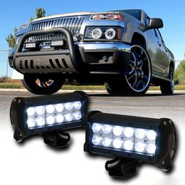 "Road Atv Canada - 7"" 36W LED Work Light Bar Lamp 2800lm Car Tractor Boat Off-Road 4WD 4x4 12v 24v Truck SUV ATV Spot Flood Super Bright Working Lamp"