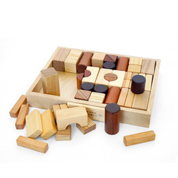 Age Blocks Canada - Toy blocks, wooden babies, boys and girls, 1-2 years old, 3-6 years of age, children, early childhood education, intelligence