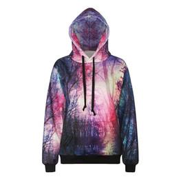 $enCountryForm.capitalKeyWord NZ - w1208 Alisister 3d Forest Printed Loose Sweatshirt trees tie-dye men women pullovers space galaxy hoodies casual warm tops tracksuit