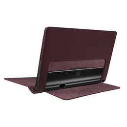tablets lenovo NZ - 100pcs Business PU Leather Cover for Lenovo YOGA Tablet 3 10 Pro Tablet Case