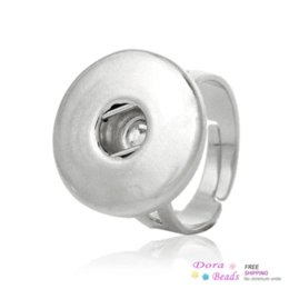 Fitted cabinets online shopping - Copper Adjustable Nice Rings Silver Tone Fit Snaps Nice Buttons mm US B34194 button electronic button cabinet