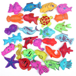 $enCountryForm.capitalKeyWord Canada - 32pcs Magnetic Fishing Toy Game Kids 3D Fish Baby Bath Toys Outdoor Fun