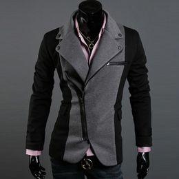 La Mode Veste Oblique Distributeurs en gros en ligne, La