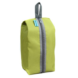 Chinese  4 Colors Waterproof Portable Travel Tote Toiletries Laundry Shoe Pouch Storage Bag manufacturers