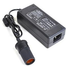 Adaptador del convertidor de la fuente de alimentación del alumbrador del cigarrillo del coche a DC 12V para el refrigerador más limpio del vehículo 60W 96W cable de alimentación 120W