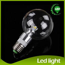 $enCountryForm.capitalKeyWord Australia - 2015 E27 LED Bulbs 3W 5W LED Globe Blub G95 LED Light Bulb Energy-Saving Lamp Led E27 Transparent Glass 5730 LED Dragonball Bulbs