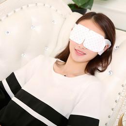 $enCountryForm.capitalKeyWord Canada - Wholesale-New Arrival 1Pc Disposable Hot Steam Heat Eye Sleeping Mask Eye Patch Relieve Eye Fatigue Sleep Blindfold