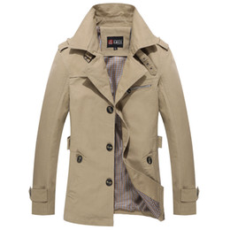 Discount British Trench Coat Army | 2017 British Trench Coat Army ...