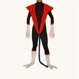 $enCountryForm.capitalKeyWord UK - X Men Costume Cheaper Cosplay Costumes Various Sizes Adult Halloween Costumes Fictional Character Elastic Lycar Fabric Classic Design XCC001