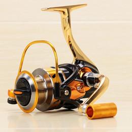 $enCountryForm.capitalKeyWord Canada - BF fishing reel 12 + 1BB Gear Ratio 5.5: 1 full metal fishing gear wheels spinning reel carretilha para pesca wholesale