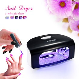 Vernis À Ongles Automatique Pas Cher-100-240V 9W Automatique Ouvert pour UV Gel Polish Salon Séchoir à ongles Curing Lamp Machine Art Tool Everlasting Led Nail Lamp