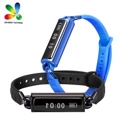 Fit bit Flex tracker online shopping - DB02 Smart Band Smartband Heart Rate Monitor Wristband Fitness Flex Bracelet for Android iOS Not Fitbit Flex Fit Bit ios