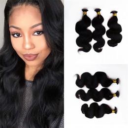 18 Inch Human Hair For NZ - Peruvian Body Wave Bulk Human Hair For Braiding Unprocessed Human Bulk Hair No Attachment 8-26 Inch LaurieJ Hair