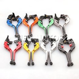 $enCountryForm.capitalKeyWord Canada - motorcycle parts CNC Folding Extending Brake Clutch Levers For BMW HP2 SPORT 2008 2009 2010 2011 08 09 10 11