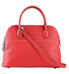$enCountryForm.capitalKeyWord NZ - women leather Shoulder Handbag Tote wallets leather padlock handbag cross body purses padlock Shell Top Handle Handbag Shoulder Bag Hobo Bag