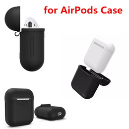 $enCountryForm.capitalKeyWord Canada - for Airpods New night glow Shock Proof Silicone TPU Bluetooth earphone bag for Airpods soft small case