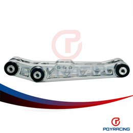 PQY STORE-LOWER CONTROL ARM FUNCTION 7 LCA REAR LOWER CONTROL ARMS FIT ДЛЯ 92-95 ДЛЯ HONDA CIVIC 92-97 DEL SOL 94-01 INTEGRA