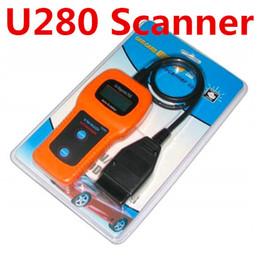 U280 Memo Scanner Code Readers KUNNEN VW AUDI Automotive Engine Fout Diagnostic Analyzer Tool Codlezers Scan Tools