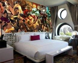 Marvel Wall Mural discount marvel wall murals | 2017 removable marvel wall murals on