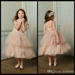 Tea Length Dresses for Girls