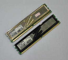Бесплатная доставка OCZ холодной серии 2 ГБ оперативной памяти 240-контактный DDR2 SDRAM DDR2 800 (PC2 6400) Desktop Memory Vista upgrade