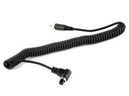 pixel cable NZ - Pixel 1.5m CL-N3 Camera Connecting Cable For Canon Camera Wholesale Free Shipping