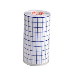 10cmX10m Водонепроницаемая прозрачная клеящаяся рана Медицинская лента Фиксация ленты Бандаж