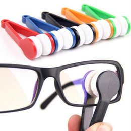 $enCountryForm.capitalKeyWord Canada - Mini Microfibre Glasses Cleaner Microfibre Spectacles Sunglasses Eyeglass Cleaner Clean Wipe Tools Free Shipping 2016 New