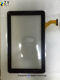 Inch Tablet Pc Capacitive Digitizer Australia - High quality 9 inch Tablet PC Capacitive Touch Screen touch panel digitizer CZY6802B01-FPC ZY TOUCH