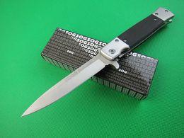 best outdoor survival knife 2019 - SOG KS931A Hot Outdoor Camping Survival Folding Knife Hunting 5CR13 blade 56HRC knives Best Craft Gift Knives Drop shipp