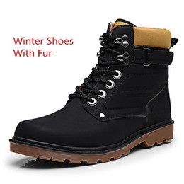 Ankle High Cowboy Boots Men Canada - black spring Autumn Men Tooling Boots High Top Lace Up Army Ankle Boots High Quality Male Martin Boots Men's Footwear shoes breathable