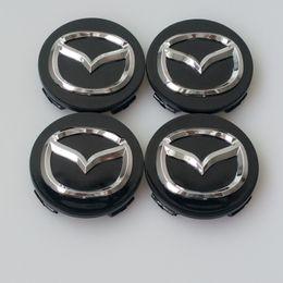 $enCountryForm.capitalKeyWord Canada - Car Styling 56MM Mazda Wheel Hub Cap Decal Sticker for MAZDA 2 3 5 6 CX-5 CX-7 CX-9 RX8 Center Caps Auto Accessories
