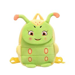 Backpack Zoo Canada - Lovely cartoon baby plush bag zoo backapck toy bag for boys and girls kids promotional gifts free shipping
