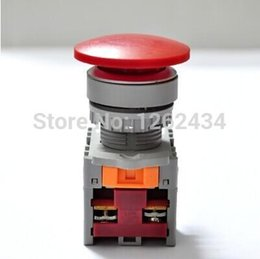 $enCountryForm.capitalKeyWord Canada - mushroom head button switch TN2BM Self reset( Place an order please message color:Red Green)