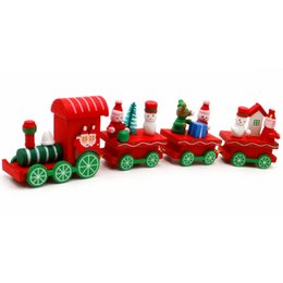 train christmas ornaments canada christmas decorations for home 2017 natal navidad ornaments wooden little train