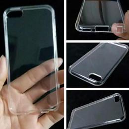 Новый !!! Прозрачный мягкий ТПУ силиконовый чехол для Ipod Touch 6 6g 6gen Ipod6 Itouch6 5 5gen 5-й Ipod5 пустой Кристалл задняя крышка гель кожи