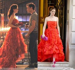 Blair Gossip Girl Dress Online | Gossip Girl Blair Red Dress for Sale