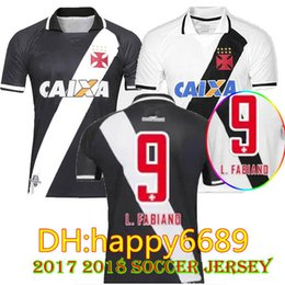 d68c650b9 ... top quality 2017 2018 Brazil Vasco da Gama Football Club soccer jersey  17 18 home away ...