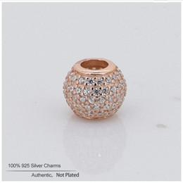 $enCountryForm.capitalKeyWord NZ - Fits Pandora Charms Bracelet 925 Sterling Silver Jewelry 14k Gold Plated Crystal Beads Women DIY Jewelry Free Shipping Wholesale