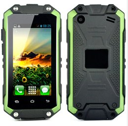 "Original J5 2.4"" Smart Phone Android 4.2 MTK6572 Dual core cell phones Waterproof Dustproof Dual SIM WIFI mobile phone"