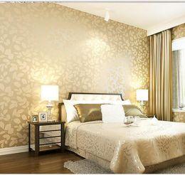 Stylish Idea 11 Wallpaper In Bedroom Designs - Home Design Ideas