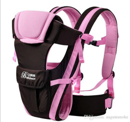 Wholesale Kid Wrap Kid s Slings Baby Carrier Gears Strollers Gallus Baby Carrier Towels wrap wraps coulorful Easy to Use colors fashion