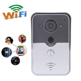 Wireless WiFi Video Visual Door Phone Doorbell P2P PIR Detection Home Security for Android IOS Mobile Phone Tablet PC  sc 1 st  DHgate.com & Wireless Video Door Phone Lock Online   Wireless Video Door Phone ... pezcame.com