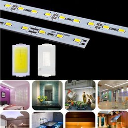 Strip bar online shopping - led BAR led strip light dc12V W LEDs M LED Rigid Bar Light Lm Hard LED Strip BAR