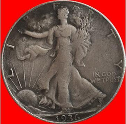 $enCountryForm.capitalKeyWord Australia - 1936 Walking Liberty Half Dollar COIN COPY FREE SHIPPING