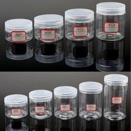 Small Necklace Box NZ - Plastic Packing Boxes For Small Accessories Transparent PP Collection Jewelry Necklace Storage Container Case Packing Boxes - 0011Pack