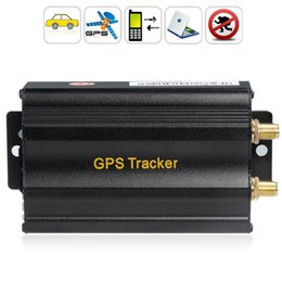 $enCountryForm.capitalKeyWord NZ - TK103A Vehicle Car GPS Tracker Real-Time Speed Alert Quad-band GSM GPRS Tracking Device System With SD Card Slot