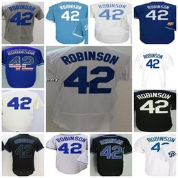 06f66394c77 online shopping 2017 Los Angeles Male Female Youth Toddler Jackie Robinson  Designed flex cool baseball jerseys